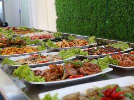 Quán ăn uống theo phong cách buffet tại Quy Nhơn,Bình Định.