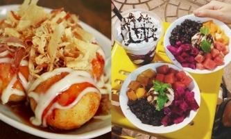Quán ăn vặt ngon và rẻ nhất Hà Nội