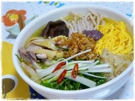 Quán ăn vặt ngon và rẻ ở Tuy Hòa, Phú Yên