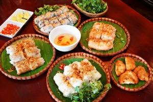 Quán bánh cuốn ngon nức tiếng ở thành phố Hải Dương