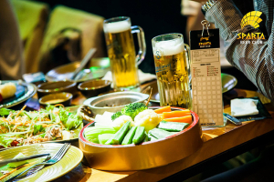 Quán bia nhậu ngon và rẻ nhất tại Hà Nội