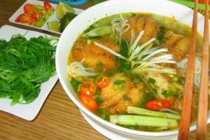 Quán ăn ngon trong ngõ Đồng Tâm, Lạch Chay, Hải Phòng