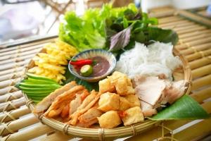 Quán bún đậu mắm tôm ngon nhất Sài Gòn