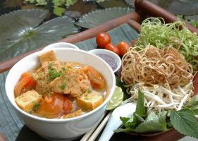 Quán bún riêu ngon nhất tại Hà Nội