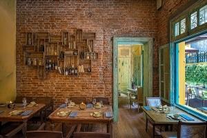 Quán cà phê biệt thự đẹp nhất tại Hà Nội