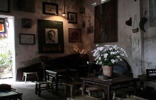 Quán cafe đậm chất truyền thống ở Hà Nội