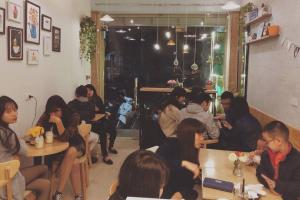 Quán café đông khách bậc nhất Hà Đông, Hà Nội