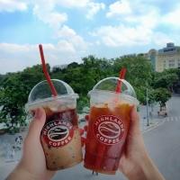 Quán cafe ngắm Hồ Gươm đẹp nhất ở Hà Nội