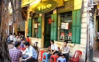Quán cafe nổi tiếng nhất phố Triệu Việt Vương, Hà Nội