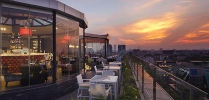 Quán cafe sân thượng ngắm Hà Nội trên cao đẹp nhất
