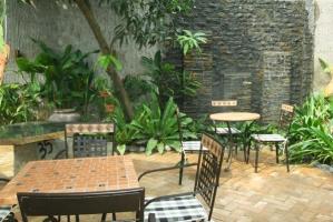 Quán cafe sân vườn lí tưởng nhất để hẹn hò ở Thủ Dầu Một - Bình Dương