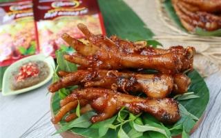 Quán chân gà ngon nhất ở Hà Nội mà bạn không nên bỏ qua