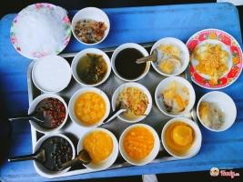 Quán chè ngon nổi tiếng nhất ở Sài Gòn