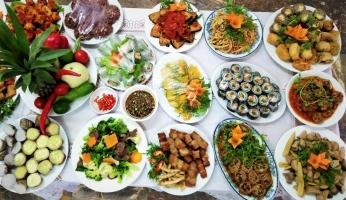 Cửa hàng bán thực phẩm chay chất lượng tại Hà Nội