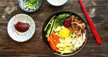 Quán cơm trộn Hàn Quốc ngon nhất Hà Nội