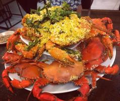 Quán cua biển ngon nhất Sài Gòn