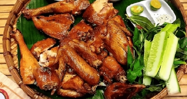 Quán gà nướng ngon nhất Sài Gòn