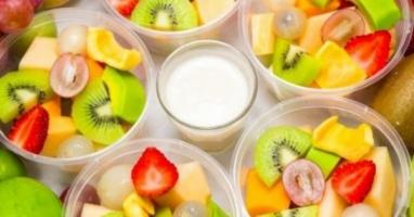 Quán hoa quả dầm ngon nhất Hà Nội