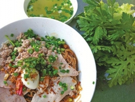 Quán hủ tiếu ngon nhất ở Mỹ Tho, tỉnh Tiền Giang