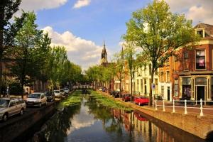 địa điểm đẹp nhất Hà Lan bạn không thể bỏ qua
