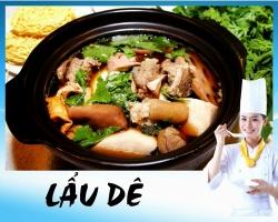 Quán lẩu dê ngon nhất ở TP. Hồ Chí Minh