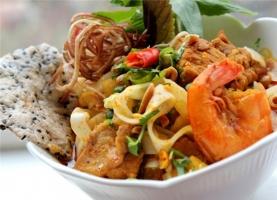 Quán mì quảng nổi tiếng nhất thành phố Đà Nẵng