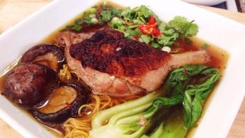 Quán mì vịt tiềm ngon nhất Sài Gòn bạn nên thử một lần