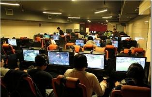 Quán net (game) đẹp và chất  ở Hà Nội