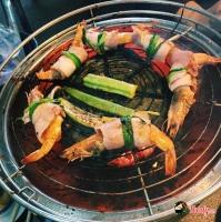 Quán nướng cay nổi tiếng nhất ở Huế