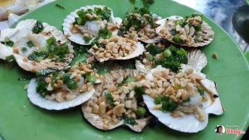 Quán ăn ngon nhất đường Tháp Bà, Nha Trang