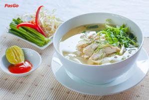 Quán phở gà ngon nhất tại Hà Nội