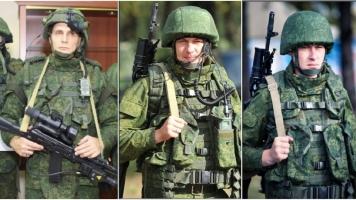 Quân phục ngụy trang đẹp và tinh vi nhất thế giới