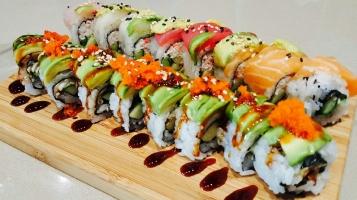 Quán sushi ngon nhất Sài Gòn