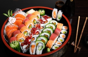 Quán sushi ngon tại Hải Phòng