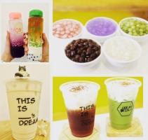 Quán trà sữa topping handmade được yêu thích nhất tại Sài Gòn