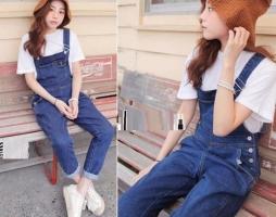 Công thức mix đồ cực chất với chất liệu Jeans