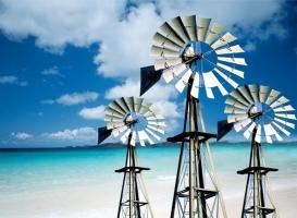 Quốc gia đứng đầu thế giới về sản xuất điện từ năng lượng gió