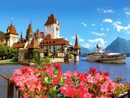 địa điểm lãng mạn nhất trên thế giới như thiên đường trong mơ