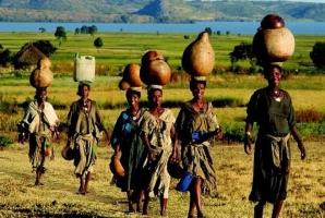 Quốc gia nghèo đói nhất châu Phi