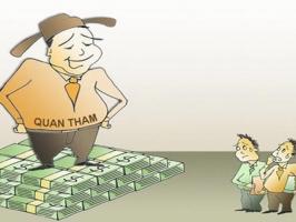 Quốc gia có nạn  tham nhũng nhiều nhất thế giới