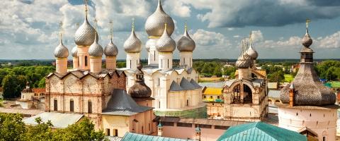 Thành phố đẹp nhất nước Nga