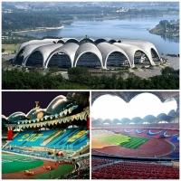 Sân vận động có sức chứa lớn nhất thế giới