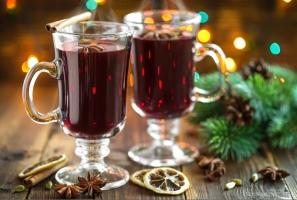 đồ uống trong đêm Noel ở các quốc gia