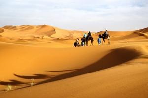 Sa mạc nổi tiếng nhất hành tinh