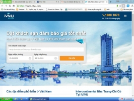 Website đặt tour du lịch uy tín, chất lượng hàng đầu Việt Nam