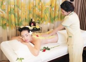 Dịch vụ spa cao cấp tại thành phố Hồ Chí Minh