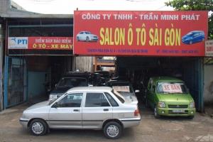 địa chỉ mua ô tô cũ uy tín nhất ở thành phố Hồ Chí Minh