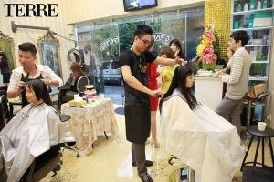 Salon tóc đẹp và nổi tiếng nhất ở Hà Nội