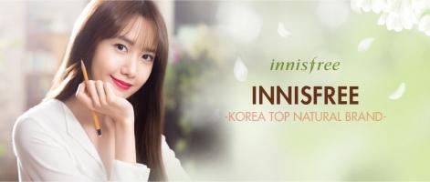 Sản phẩm làm đẹp của thương hiệu mỹ phẩm Innisfree