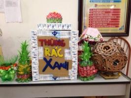 Sản phẩm sáng tạo từ phế liệu nổi tiếng nhất ở Việt Nam